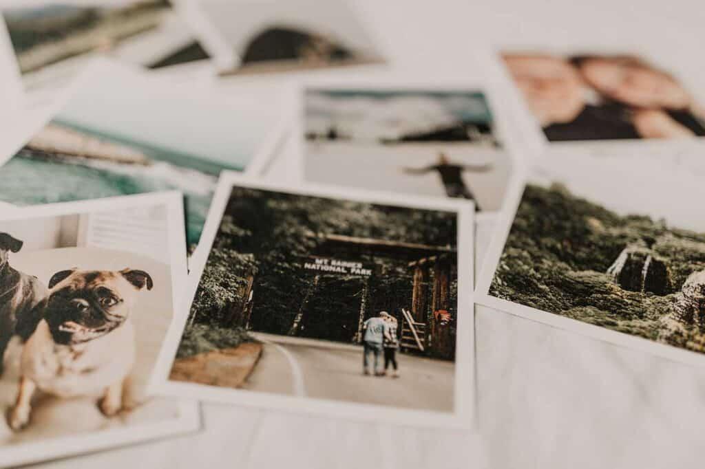 foto's scannen