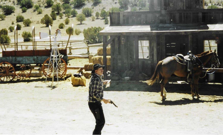 Cowboy 1500 scanner