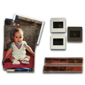 Foto's digitaliseren pakket