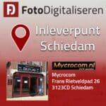 FotoDigitaliseren inleverpunt in Schiedam