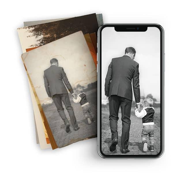 Lees meer over het artikel Kostbare foto's digitaliseren, uitbesteden?